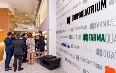 Fotografo de eventos – Inauguracion Grupo Quatrium