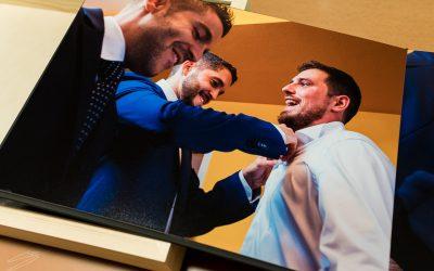 ¿Cómo entregamos las bodas en PSTFotografía?