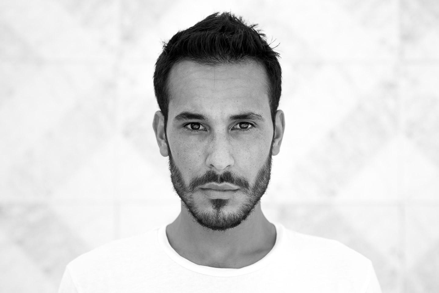Retrato al modelo Lucho Rodriguez en Valencia por PSTFotografía