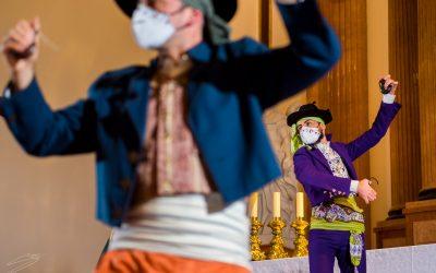 Aplec de Santa Cecilia per el Grup de danses Carrascal