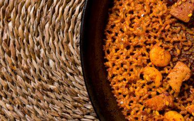 Fotografía gastronómica en Origens Cuina de Mercat