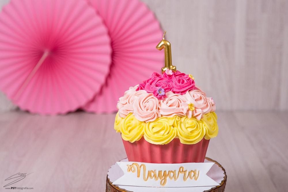 Smash Cake en Alcoy con Nayara